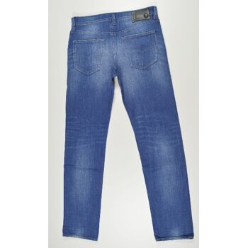 Diesel Buster Regular Slim Tapered wash 0850J Stretch Herren Jeans Hosen 13-1330