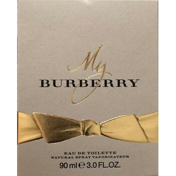 MY-BURBERRY EAU DE TOILETTE 90 ml