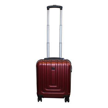 Ecolle Pilotenkoffer rot ABS + TSA Schloss