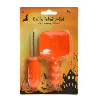 17-60517, Kürbis Schnitz-Set