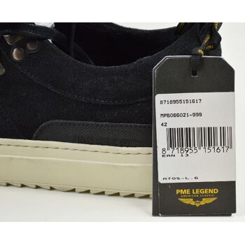 PME Legend Chrome Herren Sneaker Gr.42 Herren Schuhe Schnürschuhe 14081800