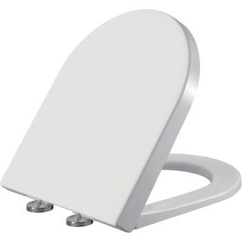 WC Sitz mit Absenkautomatik