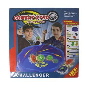 Kreiselspielzeug für Spielerlebnis zur Zweit