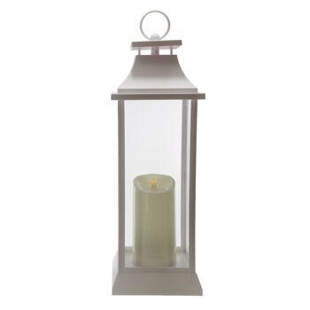 17-72407, LED Laterne 50 cm, mit Timer