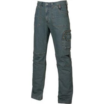 Jeans Traffic Gr.52 blau EN 340-1