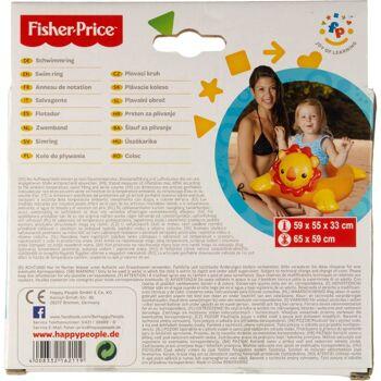 28-162119, Fisher Price Schwimmring Löwe 59x55x33cm