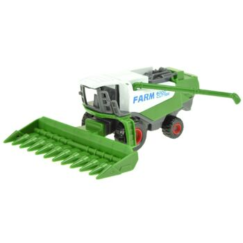 28-284973, Metall Fahrzeuge Landmaschinen, Traktor, Mähdrescher
