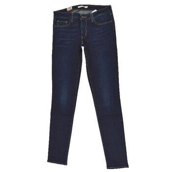 Levis 711 Skinny Stretch Damen Jeans Hose Levis Stretch Jeans Hosen 4-1286