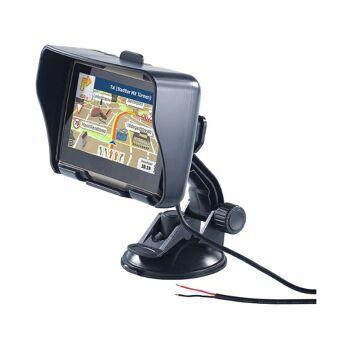 NavGear TourMate N4 Navigationssystem mit EUROPA KARTE 4,3 Zoll Motorrad Kfz Outdoor Navigation Navigationssystem, Navigerät, Navi