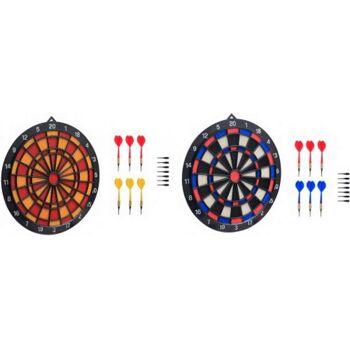 New Sports Safety Dartboard-Set, 1 Set