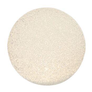 17-71684, LED Deko Kugel 20 cm, EVA/Plastik/Metall