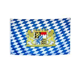 Bayern Fahne 60x90 (15561914) - Restposten.de