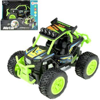 28-278263, Modellauto Offroad Buggy, mit Antrieb, Licht und Sound