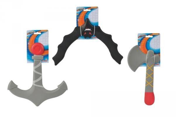 Soft Bumerang, sort., 1 Stück