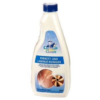 28-950280, Parkettreiniger 500 ml, Laminatreiniger, für strahlenden Glanz