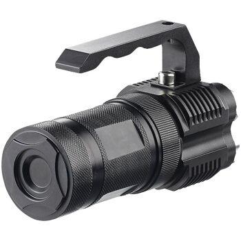 KryoLights LED Handstrahler TRC-4.4A Aluminium Taschenlampe 2000 lm 4 LED´s Leuchte Leuchtstrahler Handlampe Handleuchte Licht Leuchtmittel