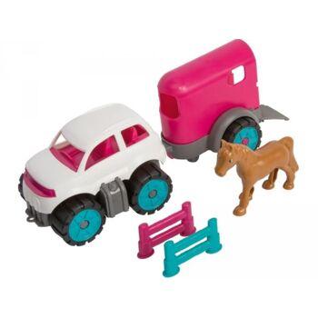 BIG-PW Mini Ponytransporter-Set