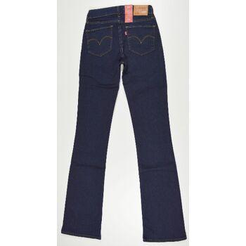 Levis 715 Bootcut W24L32 Damen Stretch Jeans Hose 5-1105