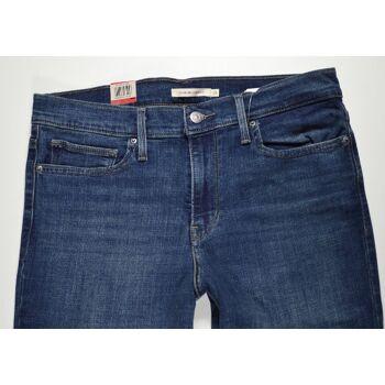 Levis Slimming Straight W31L32 Damen Jeans Hose Stretch Levis Jeans Hosen 7-1105
