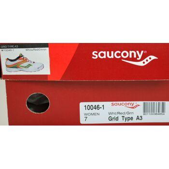 Saucony Grid Type A3 Damen Laufschuhe EU 38 UK 5 US 7 Saucony Schuhe 27031702