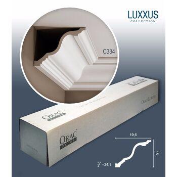 Orac Decor C334 LUXXUS 1 Karton SET mit 7 Stuckleisten | 14 m