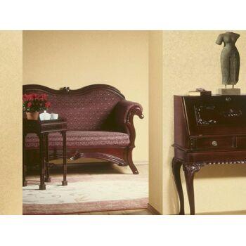 Uni Tapete EDEM 706-22 Hochwertige Luxus Heißpräge Struktur Tapete rosa-gold hell kupfer-braun