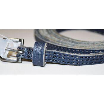 Mexx Damen Gürtel 180 cm Skinny Belt 12111501