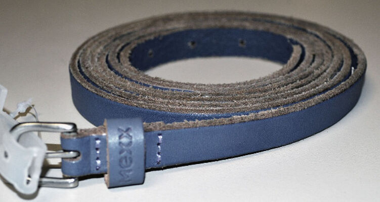 Mexx Damen Gürtel 185 cm Skinny Belt 12111500