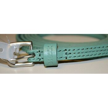 Mexx Damen Gürtel 185 cm Skinny Belt 12111504