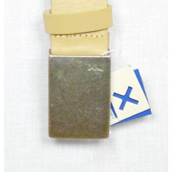 Mexx Gürtel von 90 cm bis 100 cm Medium Khaki 49111501