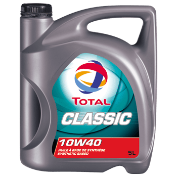 Total Motoröl 10W40