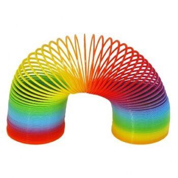 10-551150, Regenbogenspirale 7,5 cm, Treppenläufer