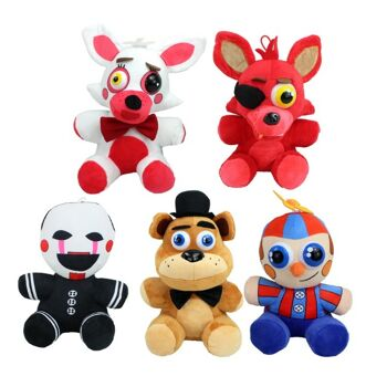 27-31549, Five Nights at Freddy's 28 cm, Plüschtiere, Kuscheltiere
