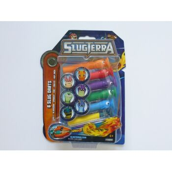 Slugterra Darts 6er Pack, 6 Slug Darts