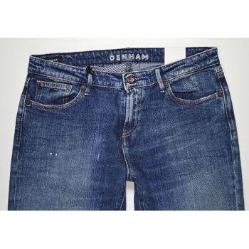 Denham Point OBC Carrot Fit Damen Jeans Hose Denham Jeans Hosen 1-067