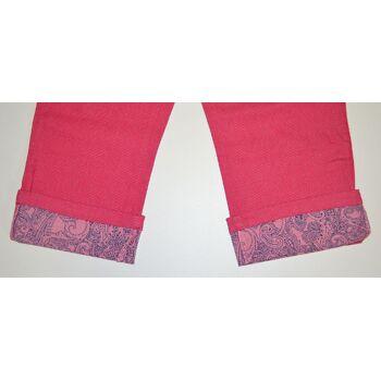 Garcia Jeans Damen Stretch Caprihose 3/4 Kurzhosen Bermuda Jeans Hosen 16061403