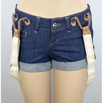 Wrangler Sarah Damen Jeans Shorts W25 Kurzhose Bermuda Short 27111500