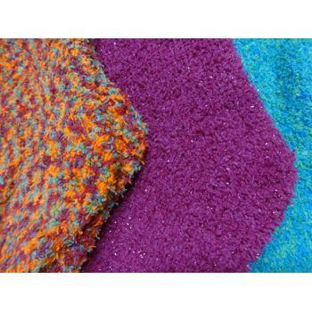 Verschiedene Farben Kinder / Frauen weiche flauschige gemütliche Socken