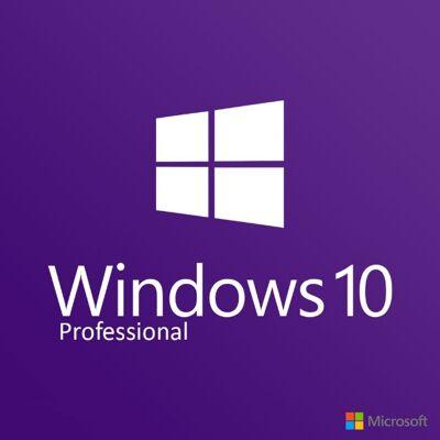 Microsoft Windows 10 Professional 32/64 Bit MAK Key ESD Vollversion