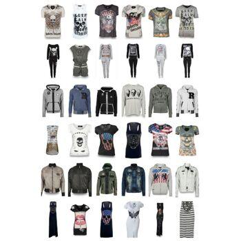Roberto Geissini Textilien Bekleidung Mode Marken Mischpaket Restposten Großhandel