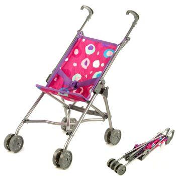28-126154, Puppenwagen Buggy, zusammenfaltbar, Puppenbuggy