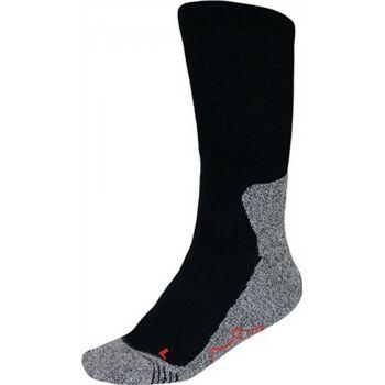 Socken schwarz/grau Gr. 43-46