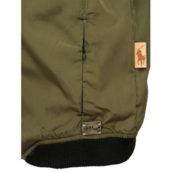 RALPH LAUREN JACKET FOR MEN OLIVE