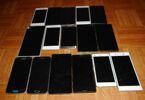 Restposten von 500 Smartphones alles Marken von Apple, Samsung, LG, Sony, Nokia und andere
