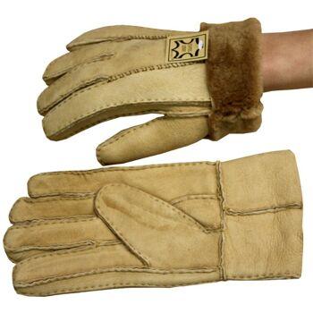 Handschuh aus Lammfell
