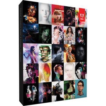 Adobe Master Collection CS6 englische Version
