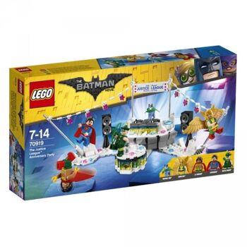 LEGO® Batman Movie The Justice League Anniversary Party
