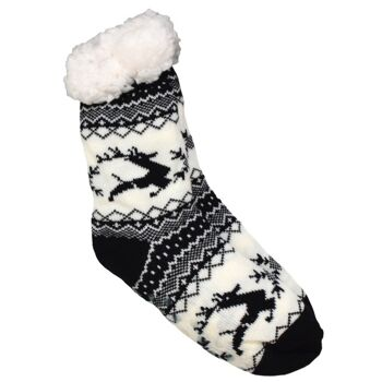 12er Sortiment Kuschel Socken