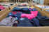 Kleidung (Neuware) auf Kilogramm / Kiloware / Kilogram Clothing --- 29 Jahre Erfahrung (!)