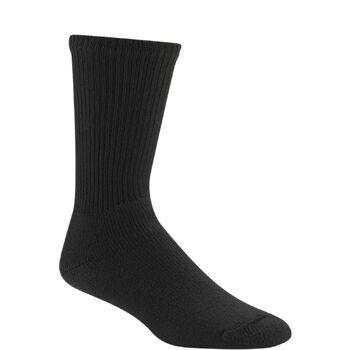 Schwarze Frauen Socken Crew / Sportsocken